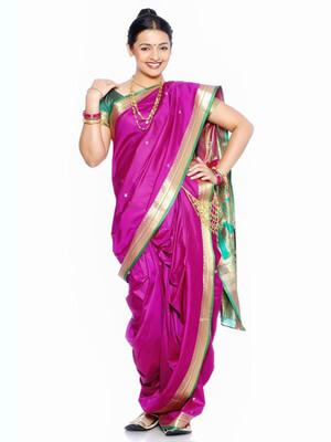 best saree shops in pune laxmi road