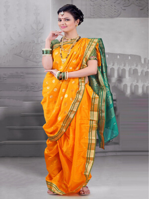 readymade nauvari saree shops in pune